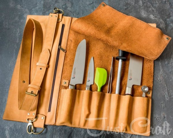 Скрутка для ножей Just Craft Кантри