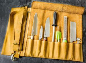 Скрутка для ножей Just Craft Саванна
