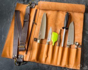 Скрутка для ножей Just Craft
